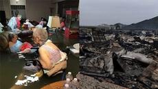 Cộng đồng người Việt tại Mỹ chống chọi siêu bão Harvey