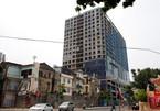Vụ nhà 8B Lê Trực: UBND phường Điện Biên sẽ khóa cổng dự án