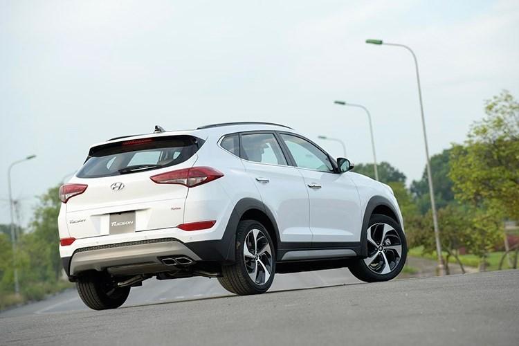 Dưới 1 tỷ đồng, mua Hyundai Tucson hay Mazda CX-5?