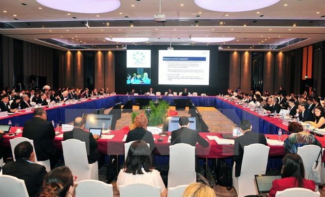 Khai mạc Hội nghị lần thứ ba các quan chức cao cấp APEC