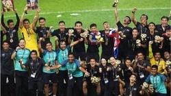 Thủ môn đốt đền, U22 Malaysia mất HCV vào tay Thái Lan