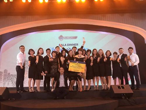 Đại lý phân phối BĐS doanh số cao nhất của Sun Group