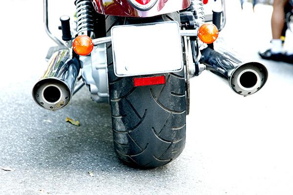 Cận cảnh chiếc mô tô 'độc nhất vô nhị' tại Việt Nam