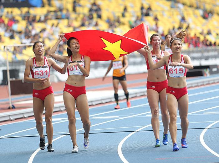 Đoàn Thể thao Việt Nam, Điền kinh, Bơi lội