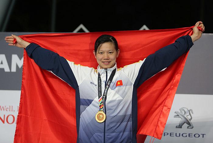 SEA Games 29: Singapore chào thua, Việt Nam xếp thứ 3 chung cuộc