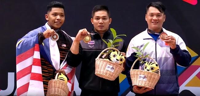 kết quả SEA Games, Bảng tổng sắp huy chương SEA Games 29, Đoàn Thể thao Việt Nam