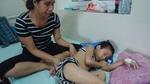 Nhà ba người bệnh, con ung thư không tiền chạy chữa