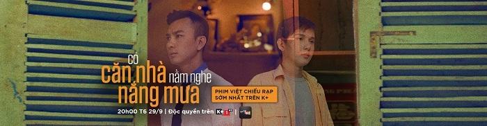 Ốc Thanh Vân nuôi dưỡng 'giờ gia đình' bằng phim K+