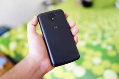 """Điện thoại pin """"trâu"""" Moto E4 Plus và Moto C Plus vừa mở bán tại VN"""