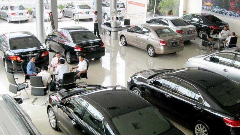 Doanh nghiệp ô tô,kinh doanh ô tô,buôn ô tô,kinh doanh ô tô cũ,thuế tiêu thụ đặc biệt,thuế ô tô cũ,điều kiện kinh doanh ô tô,thông tư 20