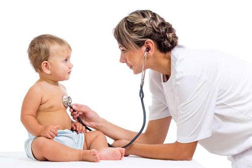 Dấu hiệu viêm phổi ở trẻ em - ảnh 1
