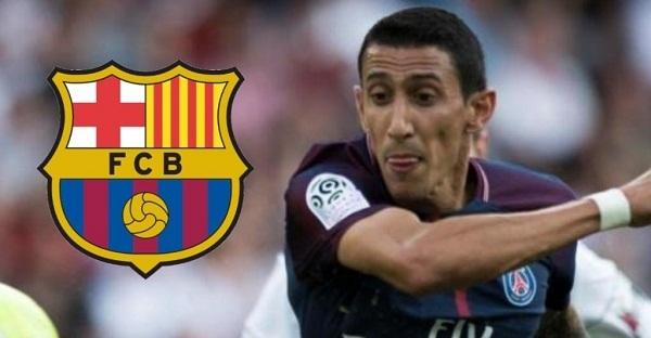 MU vướng 'lời nguyền', Di Maria công khai đến Barca