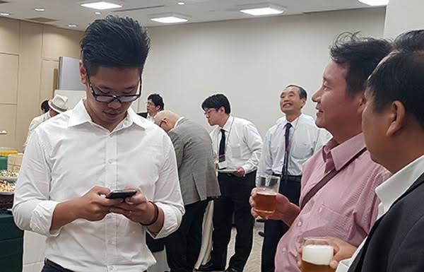 Vũ Minh Hoàng, Vụ phó 26 tuổi, Ban chỉ đạo Tây Nam Bộ, Cần Thơ