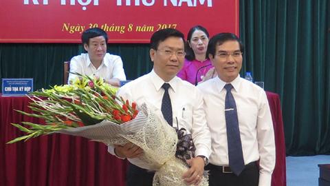Chủ tịch quận, Đống Đa, Võ Nguyên Phong