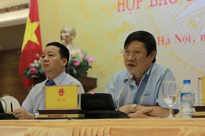 Vn Pharma, thuốc giả, thuốc ung thư giả, Bộ trưởng Y tế, Nguyễn THị Kim TIến
