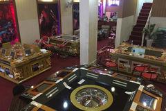 Triệt phá ổ bạc do người Trung Quốc quản lý ở trung tâm Sài Gòn