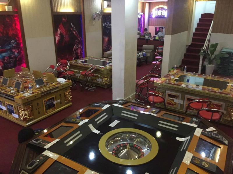 cờ bạc, tổ hợp cờ bạc, sòng bạc, Sài Gòn