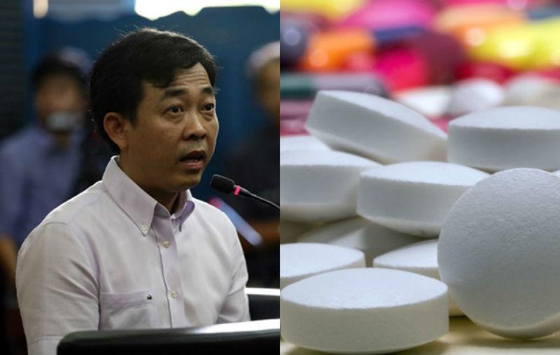 VN Pharma, thuốc ung thư  giả, Bộ Y tế, Chánh án Tòa án nhân dân TP.HCM