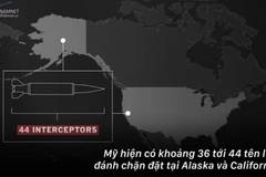 Hệ thống phòng thủ tên lửa của Mỹ mạnh cỡ nào?