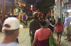 CA nổ súng bắt kẻ cầm hung khí gây rối ở trung tâm Sài Gòn