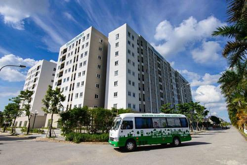 Mua căn hộ vừa túi tiền ở Hà Nội cách nào?