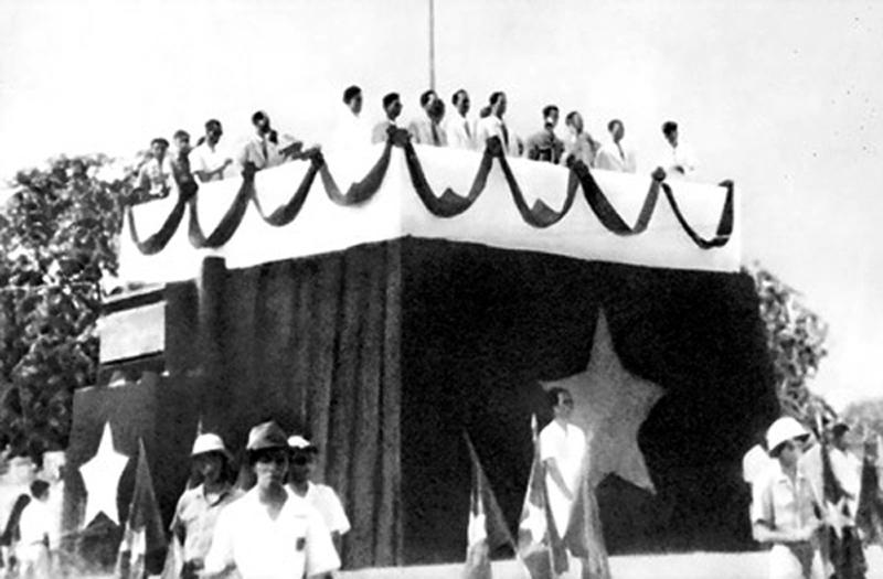 Hồi ức 72 năm sau lời thề độc lập qua lời kể Tướng Cư