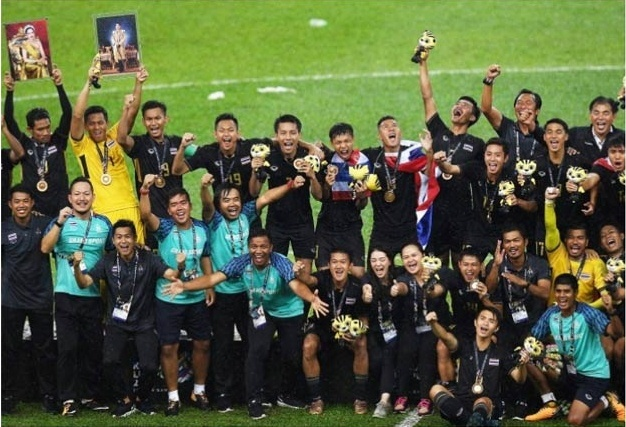 U22 Thái Lan, U22 Việt Nam, bóng đá SEA Games 29