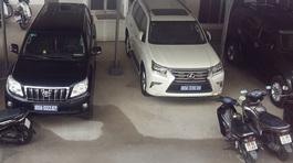 Cà Mau xin Chính phủ 2 xe ô tô dôi dư phục vụ công tác