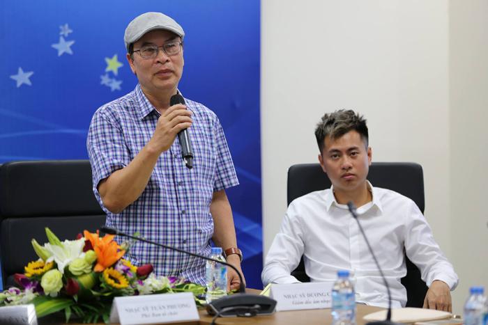MC Lại Văn Sâm dẫn Gala Sao Mai 2017