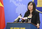 Việt Nam quan ngại việc TQ diễn tập quân sự ngoài cửa vịnh Bắc Bộ