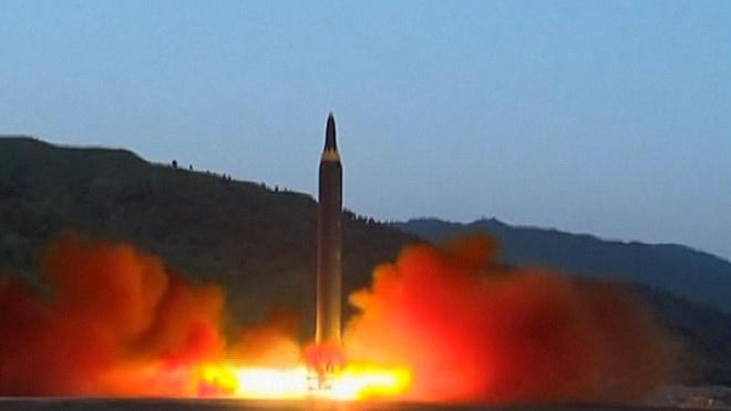 Phản ứng của VN trước việc Triều Tiên phóng tên lửa qua không phận Nhật Bản