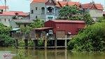 Hàng trăm hộ dân lấn sông dựng nhà: Giám đốc Sở lên tiếng