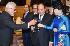 Việt Nam sẽ luôn là người bạn chân thành, đối tác tin cậy