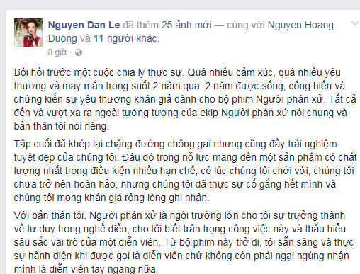 Người phán xử, Đan lê, Việt Anh, Bảo Anh