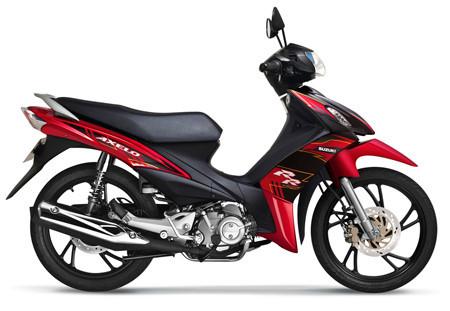 Loạt xe máy Honda, Suzuki vừa bị khai tử ở Việt Nam