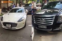 Siêu xe Aston Martin 10 tỷ 'biển rởm' của đại gia Ninh Bình