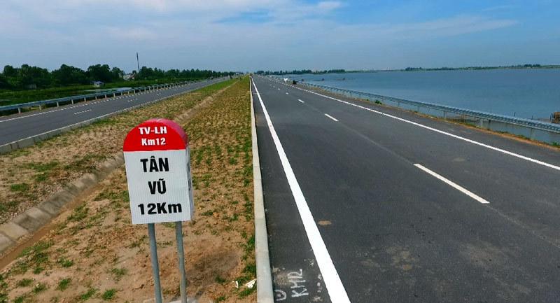 cầu vượt biển, Tân Vũ - Lạch Huyện, Hải Phòng, Thông xe, Bộ GTVT
