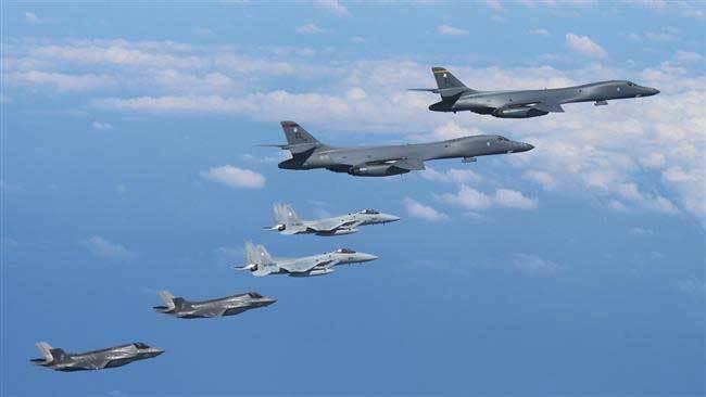 máy bay ném bom, Bán đảo Triều Tiên, Triều Tiên, tình hình Triều Tiên mới nhất