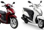 So sánh hai chiếc xe tay ga Honda Vision và Honda Lead