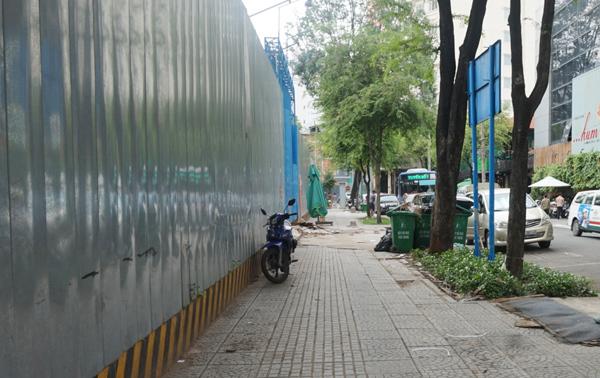 Ông Đoàn Ngọc Hải 'trảm' tiếp 2 bãi xe giữa trung tâm Sài Gòn