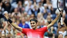 Federer vào vòng 3 US Open sau cuộc đua marathon 5 set