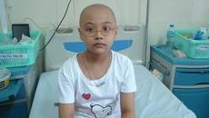 Khát khao trở lại trường học của cô bé ung thư