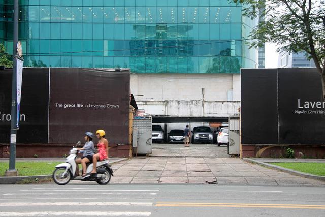 đất vàng, toà nhà trăm tỷ, dự án xấu xí, Saigon One Tower,