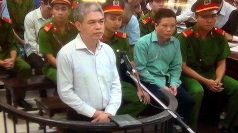 Đại án Oceanbank, Oceanbank, Nguyễn Xuân Sơn, Hà Văn Thắm, Ngân hàng Đại Dương, PVN