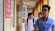 Tranh luận sôi nổi về phương án thi THPT và xét tuyển đại học 2018