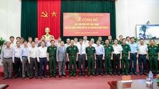 Bộ Quốc phòng và Bộ TN&MT công bố quy chế phối hợp hoạt động