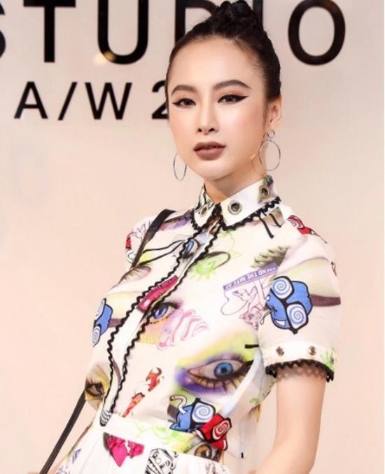 Angela Phương Trinh ngày càng sexy khiến fan mê mẩn