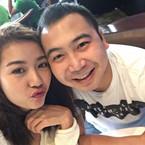 Á hậu Thúy Vân công khai chia tay đại gia vào đúng sinh nhật