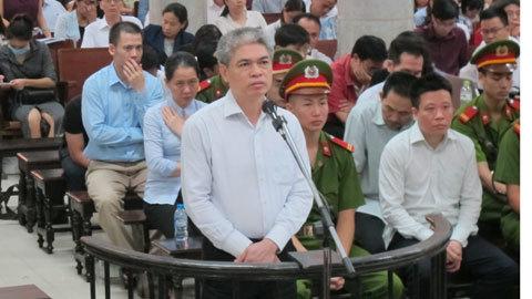 Đại án Oceanbank, Nguyễn Xuân Sơn, Hà Văn Thắm, Ninh Văn Quỳnh, Ngân hàng Đại Dương, PVN