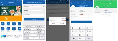 Vimo ra mắt dịch vụ hoàn tiền cho khách hàng
